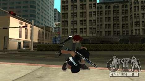 Guns Pack para GTA San Andreas terceira tela