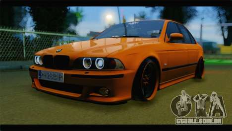 BMW M5 E39 Simply Cleaned para GTA San Andreas