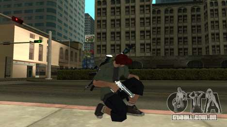 Guns Pack para GTA San Andreas