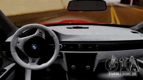BMW M3 E92 GTS 2012 v2.0 Final para as rodas de GTA San Andreas