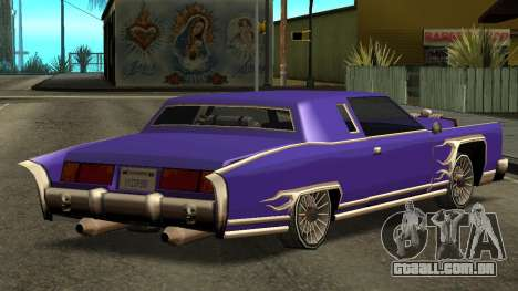 Beta Remington para o motor de GTA San Andreas