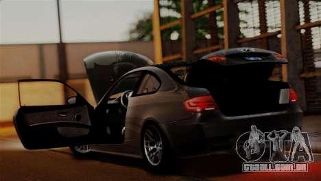 BMW M3 E92 GTS 2012 v2.0 Final para o motor de GTA San Andreas