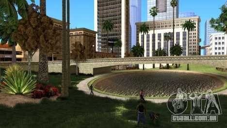 ClickClack ENB v2.0 para GTA San Andreas terceira tela