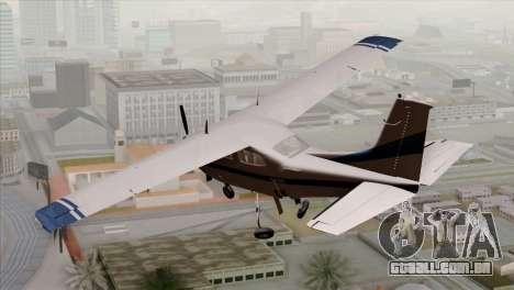 GTA 5 Mammatus para GTA San Andreas esquerda vista