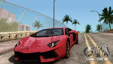 Legit ENB para GTA San Andreas terceira tela