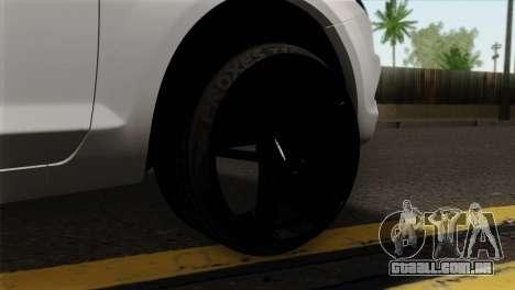 Ford Focus Wagon para GTA San Andreas traseira esquerda vista