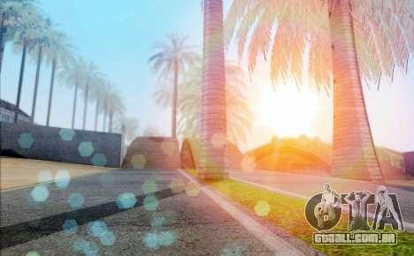 DirectX Test 3 - ReMastered para GTA San Andreas terceira tela