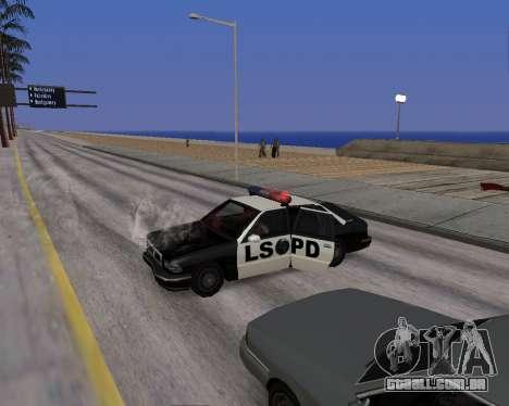 Ledios New Effects v2 para GTA San Andreas décima primeira imagem de tela