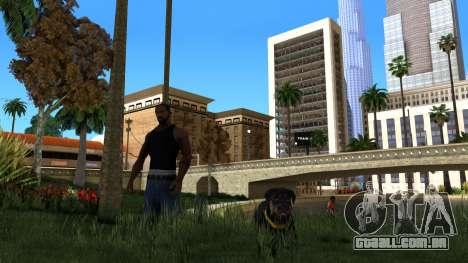 ClickClack ENB v2.0 para GTA San Andreas segunda tela