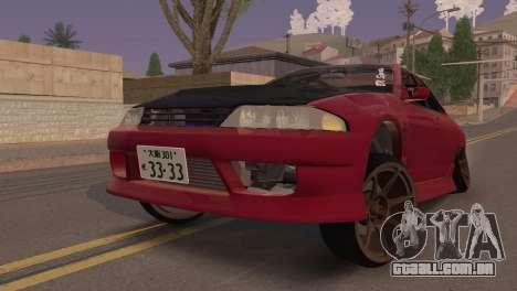 Nissan Skyline ER33 para GTA San Andreas