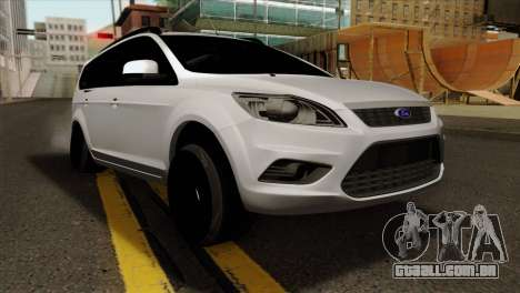Ford Focus Wagon para GTA San Andreas