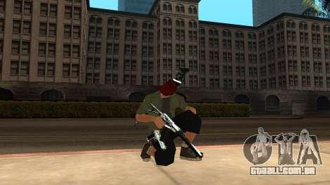 Guns Pack para GTA San Andreas sétima tela