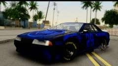 Elegy NASCAR PJ 2 para GTA San Andreas