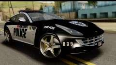 NFS Rivals Ferrari FF Cop