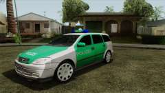 Opel Astra G 1999 Police