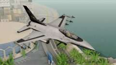 F-16C Fighting Falcon Wind Sword Squadron para GTA San Andreas