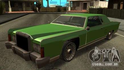 Beta Remington para GTA San Andreas