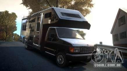 GTA IV Steed Camper para GTA 4