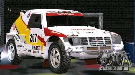 Mitsubishi Pajero para GTA San Andreas