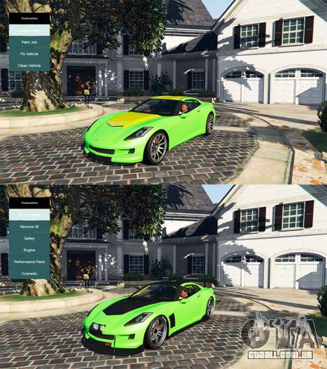 GTA 5 Instant Customs v1.0 segundo screenshot