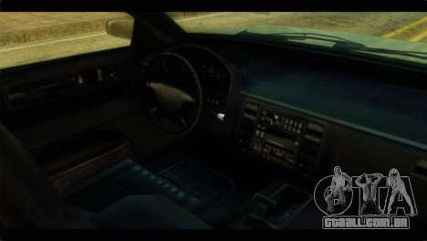 GTA 4 Pinnacle para GTA San Andreas vista direita
