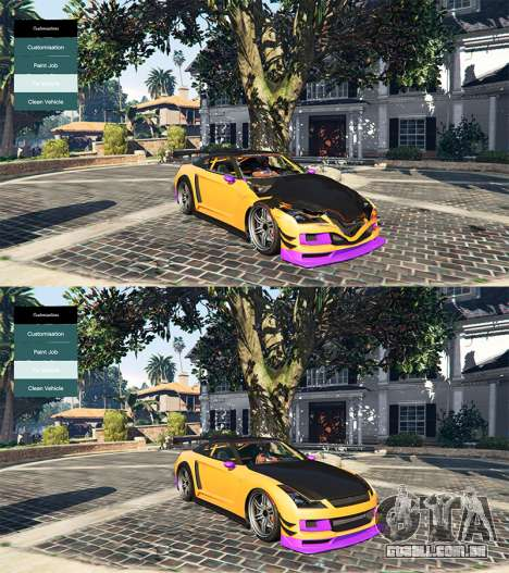 GTA 5 Instant Customs v1.0 terceiro screenshot