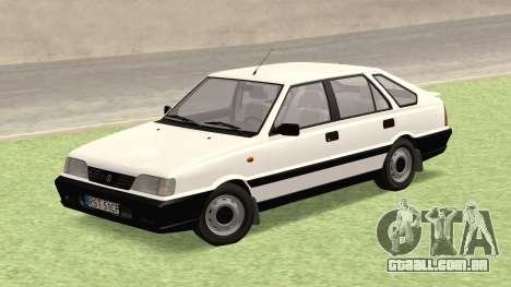 Daewoo-FSO Polonez Caro Plus ABC 1999 para GTA San Andreas esquerda vista
