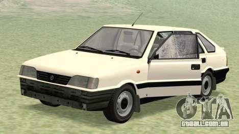 Daewoo-FSO Polonez Caro Plus ABC 1999 para o motor de GTA San Andreas