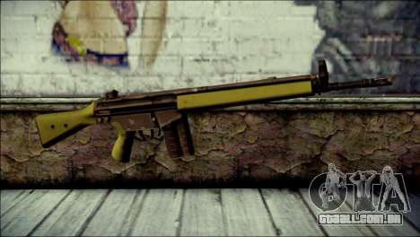 HK G3 Normal para GTA San Andreas