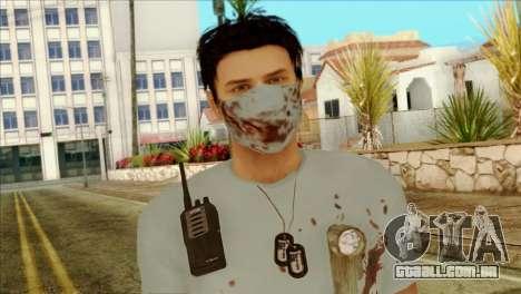 ER Alex Shepherd Skin para GTA San Andreas terceira tela