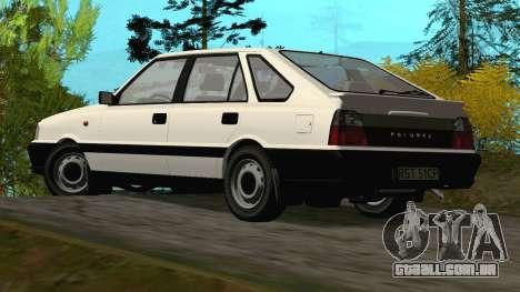 Daewoo-FSO Polonez Caro Plus ABC 1999 para GTA San Andreas vista direita