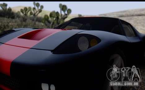 Bullet PFR v1.1 HD para vista lateral GTA San Andreas