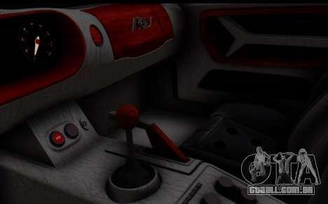Bullet PFR v1.1 HD para o motor de GTA San Andreas