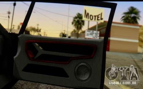 Bullet PFR v1.1 HD para as rodas de GTA San Andreas