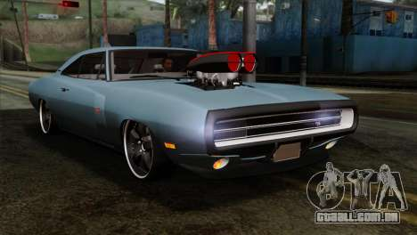 Dodge Charger RT 1970 para GTA San Andreas