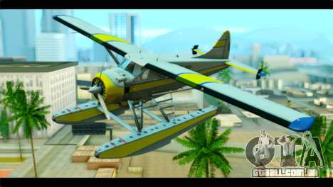 GTA 5 Sea Plane para GTA San Andreas