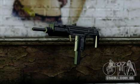 Micro Uzi from LCS para GTA San Andreas
