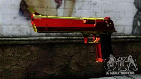 Desert Eagle Espanha para GTA San Andreas