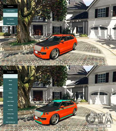 GTA 5 Instant Customs v1.0 quarto screenshot