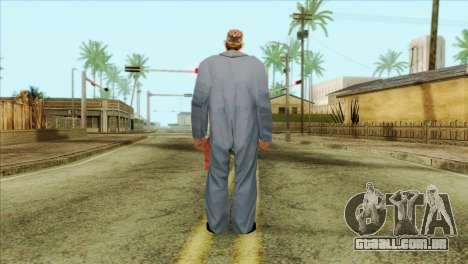 Mecânico barbudo para GTA San Andreas segunda tela
