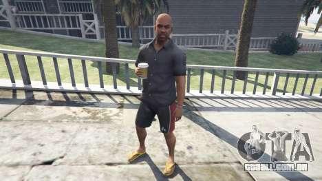 GTA 5 Comunicação segundo screenshot