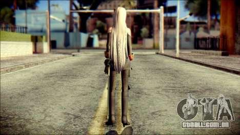 Selvaria Bles para GTA San Andreas segunda tela