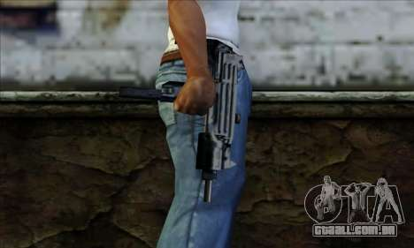 Micro Uzi from LCS para GTA San Andreas terceira tela