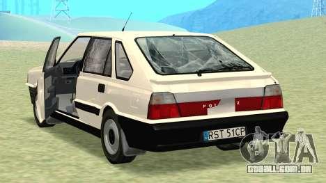 Daewoo-FSO Polonez Caro Plus ABC 1999 para as rodas de GTA San Andreas