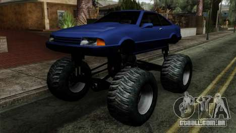Monster Cadrona para GTA San Andreas