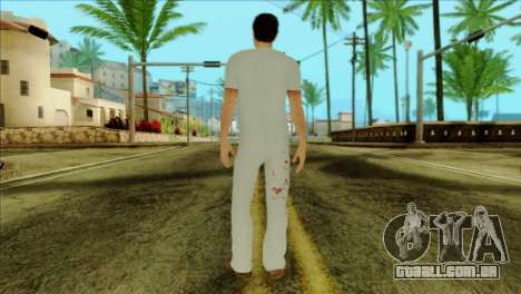 ER Alex Shepherd Skin para GTA San Andreas segunda tela