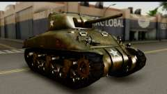 M4A1 Sherman First in Bastogne