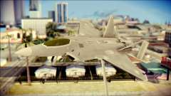 FA-18D Hornet Blue Angels para GTA San Andreas