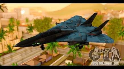 Grumman F-14D SuperTomcat Metal Gear Ray para GTA San Andreas