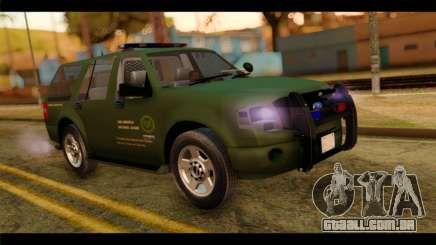 Ford Expedition 2009 SANG para GTA San Andreas